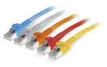 DATWYLER Patch Cord Cat 6A 5 Mt Red وصلة شبكة 5م احمر