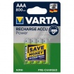 Varta Battery AAA 800mAh Rechargable