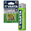 Varta Battery 4*AA 2600mAh Rechargable
