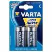 Varta Battary 2PCs of C