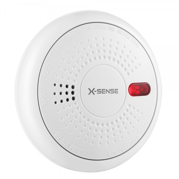SC05F Standalone Photoelectric Smoke and Carbon Monoxide (CO) Alarm Detector