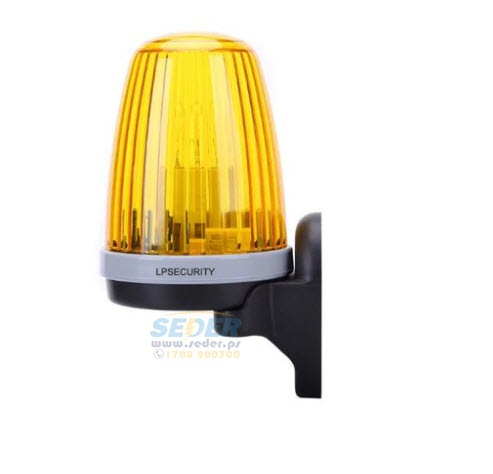 Signal Alarm Light Strobe Flashing for Automatic Gate Opener 220 Volts