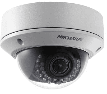 2MP IR Dome -Z:Motorized DS-2CD2720F-IZ