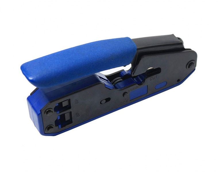 Wahhing RJ45 Tool Network Crimper Cat5 Cat6